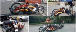 European Handbike Circuit - Louny (Czech Republic)