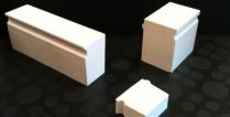 High density alumina linings. XIETA® - 92